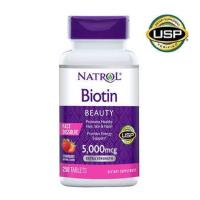 特價 🇺🇸 美國 Natrol Biotin 生物素 5000 10000