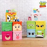 【收納王妃】玩具總動員方形摺疊收納箱(10款任選)