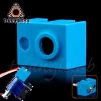 Trianglelab Cao Cấp Chất Lượng Hộp Mực Nóng Bock Vớ Silicon V6 Tất Cho Rồng Heatblock Cho V6 PT100 Hotend Vòi Phun