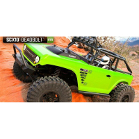 天母168    超低價 攀岩車 AX90044 SCX10™ Deadbolt™  1/10    4WD RTR