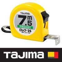 【Tajima 田島】7.5米 x 25mm/ 台尺捲尺(L25-75SBL)