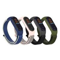 【AdpE】小米手環 5代/6代 通用 尼龍錶帶
