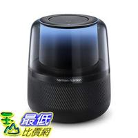 [8美國直購] 音箱 Harman Kardon Allure Voice-Activated Home Speaker with Alexa, Black B076Q287YL