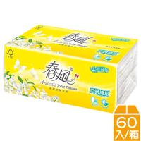 春風衛生紙 柔韌細緻抽取式衛生紙(100抽/6包/10串/箱)