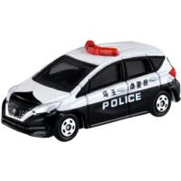 【TOMICA】NO.021 日產NOTE警車(小汽車)