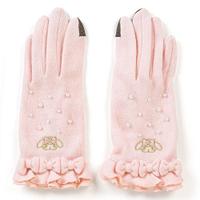 美樂蒂手套(粉),塑膠手套/耐油手套/禦寒/手套/PE手套/皮手套,X射線【C778869】