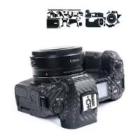 Anti-Scratch Camera Body Carbon Fiber Film for Canon EOS R5 R6 RP R M50 MarkII M50II M6 M6II Protective skin protector sticker