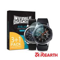 【Rearth】三星 Gear S3/Galaxy Watch 46mm 強化玻璃保護貼(3+1片裝)