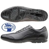 【MIZUNO 美津濃】WAVE LD40 CROSS 休閒紳士型 寬楦健走鞋 B1GC152309(健走鞋)