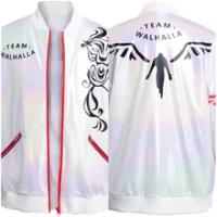 Anime Tokyo Revengers Cosplay Jacket Hanemiya Kazutora Valhalla Uniform Harajuku Men Baseball Jacket Fashion White Jacket