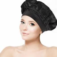 ไร้สายร้อน/เย็นหมวกผมลึกความร้อนหมวกผมจัดแต่งทรงผมและTreatmentไอน้ำสำหรับอบไอน้ำและสไตล์