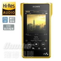 SONY NW-WM1Z 頂級數位隨身聽 256GB 觸控螢幕 持續33hr 送耳擴盒