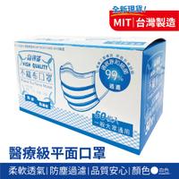 (現貨)環保媽媽醫用口罩-成人(白色) 50入/盒