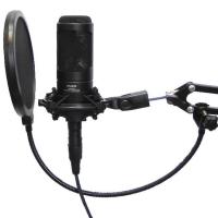 【台中數位媒體直播商品供應】Sound Blaster K3 創新+鐵三角 at2035+nb35支架+防噴網可直播