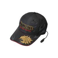 《SUNLINE》974474 CP-3396黑色釣魚帽 中壢鴻海釣具館 釣魚帽子 遮陽帽 休閒帽