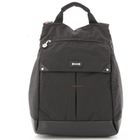 【KAWASAKI】異素材精緻縫線設計後背包(後背包)