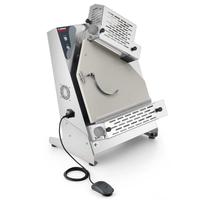 P-ROLL披薩麵糰專用成型機 SIRMAN 義大利原裝進口 桌上型壓麵機 / 壓餅機 / 麵團成形機100%義大利製造, 厚度可調整, 提高圓型餅皮製作效率