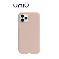 UNIU 矽膠軍規防摔殼 iPHONE 11 系列 粉色