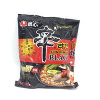 辛拉麵 農心頂級辛拉麵微辣牛骨湯麵  一包入 韓國泡麵 泡麵 方便麵 速食麵 消夜 拉麵