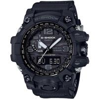 【CASIO 卡西歐】G-SHOCK 極限陸上冒險家太陽能腕錶(GWG-1000-1A1)