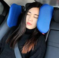 車載舒適靠枕 汽車頭枕護頸枕靠枕頸枕枕頭車座側靠枕車載座椅【限時八五鉅惠】