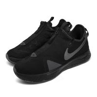 【NIKE 耐吉】籃球鞋 PG 4 EP 運動 男鞋 明星款 避震 包覆 XDR外底 球鞋 黑 灰(CD5082-005)