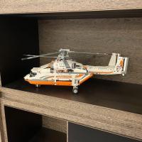 2016 LEGO 42052 樂高 TECHNIC科技系列 重型運輸直升機(二手)
