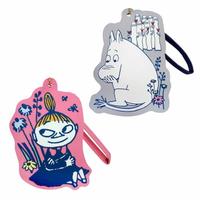 【日本正版】嚕嚕米 造型票卡夾 票夾 證件套 悠遊卡夾 慕敏 小不點 MOOMIN