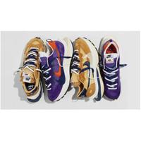 sacai x Nike VaporWaffle DD1875-200 卡其 500 紫  男女鞋現貨
