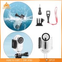 [CUTICATE1] 用於Insta360 Go2動作相機的潛水保護盒,帶螺釘部件