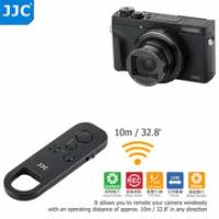 JJC BR-E1 Wireless Remote Control Controller for Canon EOS M50 Mark II 6D Mark II R5 R6 R RP 90D 77D 850D 800D 200D II M200 M50