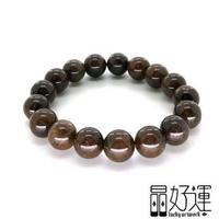 【晶好運】收藏等級滿分全滿絲老料紅銅鈦手珠(BB-152/現貨)