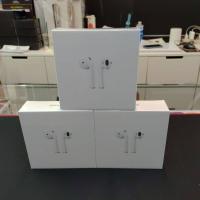現貨~APPLE AirPods 2代 藍牙無線耳機 有線/無線充電盒 全新未拆封台灣公司貨