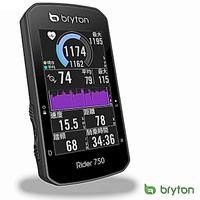 【BRYTON】Rider 750E GPS無線自行車紀錄器