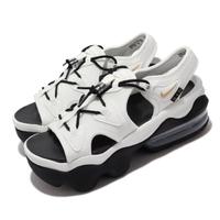 【NIKE 耐吉】涼鞋 Air Max KOKO Sandal 女鞋 小威廉絲 聯名 氣墊 避震 厚底 穿搭 白 金(DJ1453-100)