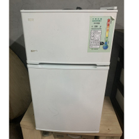 二手美國富及第Frigidaire雙門小冰箱FRT-0901M 90公升小冰箱-在好市多購買的