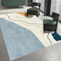 新北現貨 地毯2m*3m北歐滿鋪可愛簡約現代門墊客廳茶幾沙發地毯臥室床邊毯長方形地墊【免運】