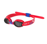 Speedo 幼童運動泳鏡 Illusion 蜘蛛人  SD812115F278 紅藍白【陽光樂活】
