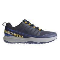 SKECHERS【220017NVYL】GO TRAIL JACKRABBIT 越野慢跑鞋 防潑水 深藍灰黃 男生尺寸
