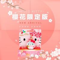7-11 Hello kitty 達摩 櫻花限定版 悠遊卡 大同電鍋(綠色)icash