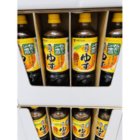 好市多代購代買MIZKAN  YUZU CITRUS 味滋康柚子醋醬汁1公升