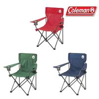 【美國 Coleman】圓點渡假休閒椅 雙扶手折疊椅