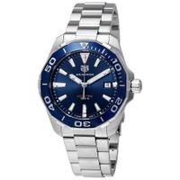 Tag Heuer   นาฬิกาสปอร์ตสำหรับผู้ชาย รุ่น Heuer Mens Aquaracer