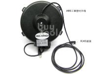 買工具-Network Cable Reel 自動伸縮網路線輪座,網路線自動收線捲線器,CAT6*5M,台灣製造「含稅」