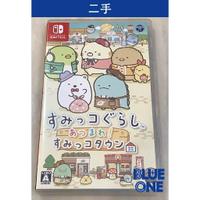 二手 角落生物 集合 角落小鎮 日文版 Nintendo Switch 二手遊戲片 交換 二手遊戲收購 二手switch