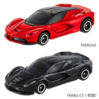 【震撼精品百貨】 TOMICA多美~TOMICA 多美小汽車NO.062 LaFerrari(2台一起賣)#11111