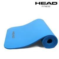 【HEAD】10mm專業瑜珈墊/運動墊(藍)