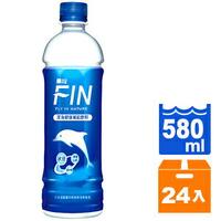 黑松 FIN 健康補給飲料 580ml (24入)/箱【康鄰超市】