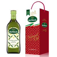 【史代新文具】奧利塔Olitalia 1000ml 精緻橄欖油