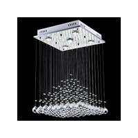 【Honey Comb】限量出清水晶吊燈_附 LED GU10 X 5(80-3042)
